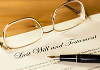 Probate - Wills and Trusts