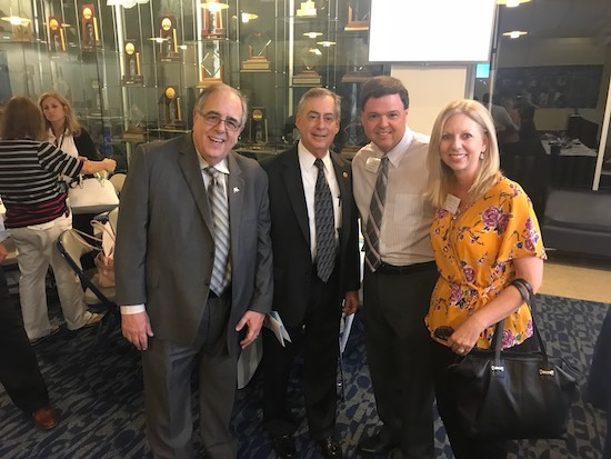 2018 August Davie-Cooper City Chamber of Commerce Luncheon