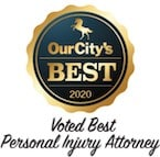 Voted Best Personal Injury Attorney