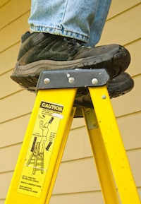 Are You Using Ladders Safely
