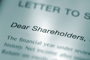 Shareholder disputes and Partner